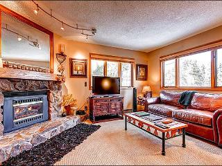 Beautifully Decorated Condo - In the Four Seasons Neighborhood (2050) - Breckenridge vacation rentals
