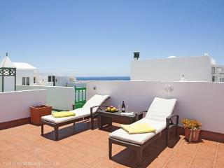 Puerto Calero bungalow with roof top terrace - Puerto Calero vacation rentals