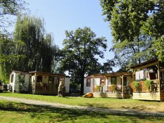 Mobile home by the Kolpa River for active holidays - Lower Carniola Region vacation rentals