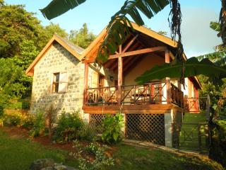 Little Cocoa - a unique, hideaway holiday cottage - Lance Aux Epines vacation rentals