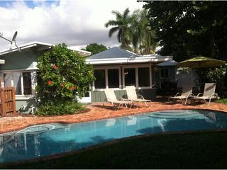 Rio Vista pool home - Fort Lauderdale vacation rentals