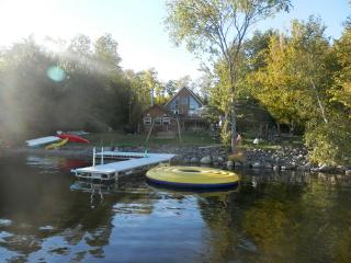 Center of Maine Mobile Home (Lake Property) - Burlington vacation rentals
