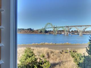 Three bedroom home with ocean views and deck! - Newport vacation rentals