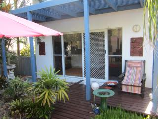Cute beach house right on beautiful surf beach - Sunshine Coast vacation rentals