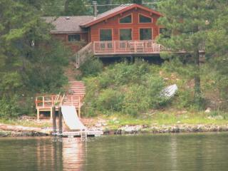Moyie Lake BC -Beautiful lake front property - Moyie vacation rentals