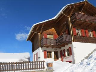 Charming Chalet in the Swiss Alps Grächen - Grächen vacation rentals