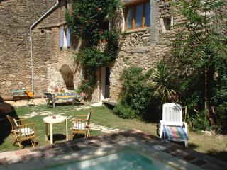 A Stone built house in  Old Village with Pool - Pyrenees-Orientales vacation rentals