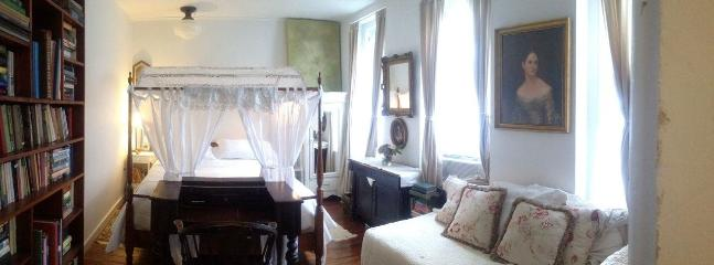 The Library Retreat Bedroom  in The Church Des Art - Kingston vacation rentals