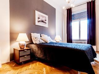 Szép 3 - 3 bedroom apartment, A/C, Wifi, 140 sqm - Budapest vacation rentals