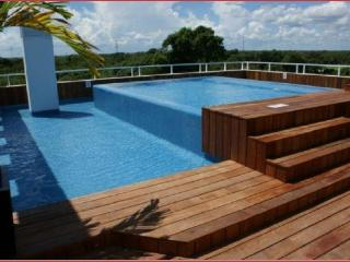 Golf & Beach Club Penthouse in Playa del Carmen, Mexico - Playa del Carmen vacation rentals