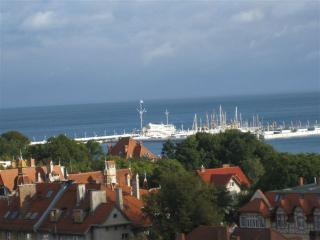 Sopot, Poland Apt. w/ Sea View! - Sopot vacation rentals