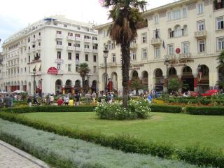 In the heart of Thessaloniki -Next to Aristotelous - Macedonia Region vacation rentals