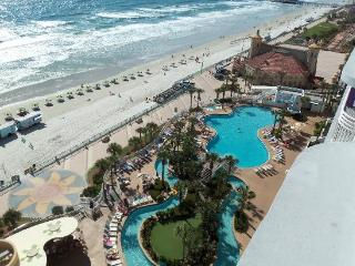 *OceanFront,3bdr,slps10 - Daytona Beach vacation rentals