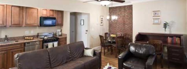 New Heart of Newbury Back Bay Boston 1 Bedroom Apt - Image 1 - Boston - rentals