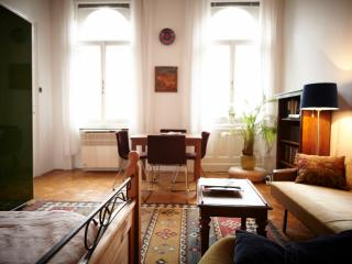 Real '70s mood in the downtown! - Budapest & Central Danube Region vacation rentals