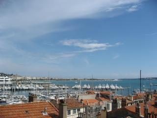 Beautiful One bedroom apts in Cannes 180° view! - Cote d'Azur- French Riviera vacation rentals