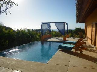 Sunset Villa, Playa Guiones, Nosara. Stunning view - Nosara vacation rentals