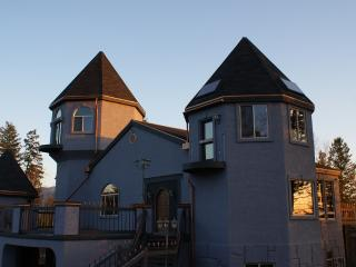 Enjoy the Adventure of Staying in a Real Castle - Glacier National Park Area vacation rentals