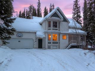 Moonstone House: Mtn Seclusion & Town Convenient - Summit County Colorado vacation rentals