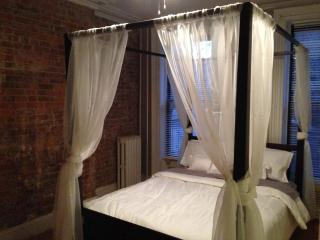 Exposed Brick Brownstone Apartment! - Maplewood vacation rentals