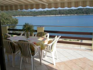 Beach Apartment Knezak, Island Iz - Zadar County vacation rentals