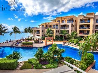 Ocean Front - Pool Front - Beach View Luxury Home - Playa del Carmen vacation rentals