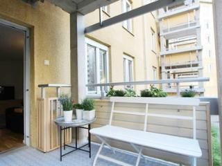 Modern Apartment In Popular Södermalm Close To The Center. - Stockholm County vacation rentals