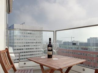 Light Luxury Studio Apartment In Amsterdam - Amsterdam vacation rentals