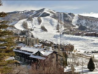 2 Amazing Bathrooms, Vaulted Ceilings - Virtually Ski In Ski Out - 100 Yards to Slopes (4545) - Steamboat Springs vacation rentals