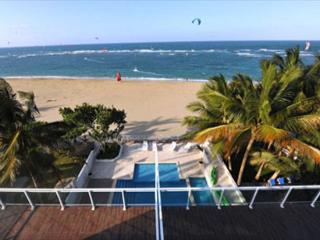 WM1 - Oceanfront Rental - Any closer to the Ocean, you would be a fish - Cabarete vacation rentals