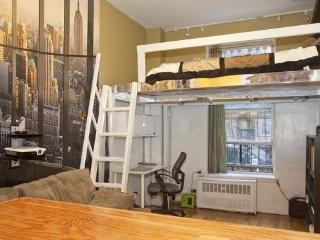 Amazing Loft studio UES think pad - New York City vacation rentals