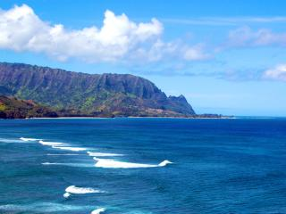 Breathtaking Oceanfront Kauai Vacation Rental - Princeville vacation rentals