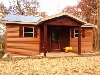 Dogwood Cabin-Western romance at its best! - Steelville vacation rentals
