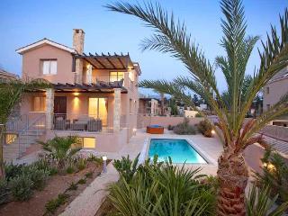 Exclusive 4 Bed Luxury Villa - Private Sandy beach - Argaka vacation rentals
