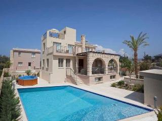 Exclusive 3 Bed Luxury Villa - Private Sandy Beach - Argaka vacation rentals