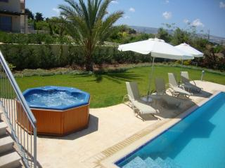Villa 9 Sandy Beach Villas - Game Room - Jacuzzi - Infinity Pool - Sea Views - Argaka vacation rentals