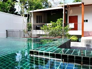 3 BR - Luxury pool villa with nice garden in Naiharn - Sao Hai vacation rentals