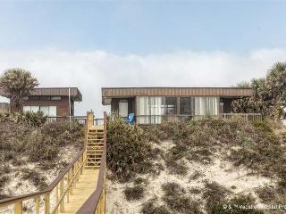 Crescent Views Beach House, Sleeps 11, Direct Ocean Front, HDTV - Crescent Beach vacation rentals