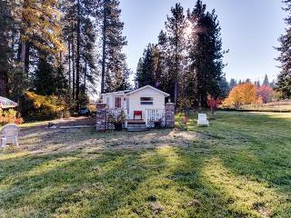 Lakefront, pet-friendly, cozy cabin! - Post Falls vacation rentals