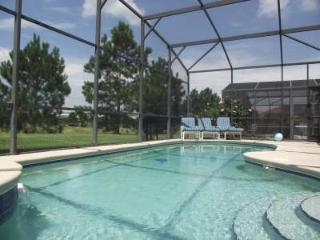 Wow Luxury Disney 5 bed villa pool, spa, g/room!! - Orlando vacation rentals