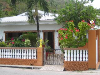 Family Holiday House with nice sea view - Praslin Island vacation rentals