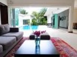 Lounge - Private Pool Villa, Phuket Thailand - Sao Hai - rentals