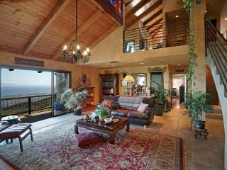 Superb Ocean View Mountain Home - Santa Barbara vacation rentals
