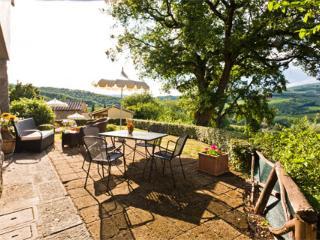 Villa Agrifoglio, with garden view, Wi-fi and pool - Radda in Chianti vacation rentals