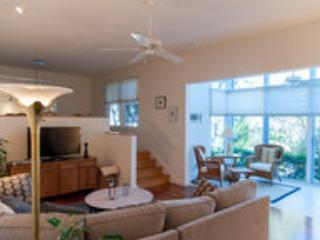 Living Room - Crescent Beach Rental on Siesta Key, Sarasota, FL - Sarasota - rentals