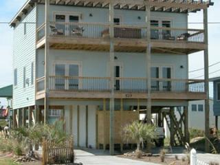 Luxury 4 Bedroom Beach House with private pool!! - North Topsail Beach vacation rentals