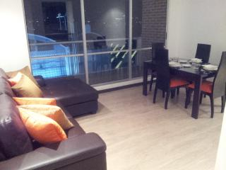 Nice Condo with Internet Access and Linens Provided - Bogota vacation rentals