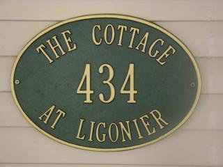 Ligonier Wooded Cabin on 3 acres with Rec Bldg ! - Ligonier vacation rentals