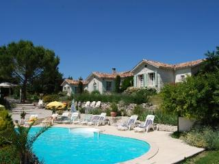 Large Luxury Villa With Private Heated Pool, Jacuzzi & Sauna For Up To 25 People - Beaumont-du-Perigord vacation rentals