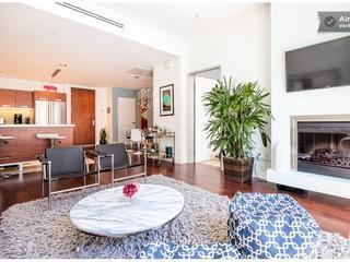 Heart of Hollywood Luxury Condo - Sleeps 6! - Los Angeles vacation rentals